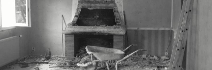 Entreprise de d molition chemin e - Demolition cheminee ancienne ...